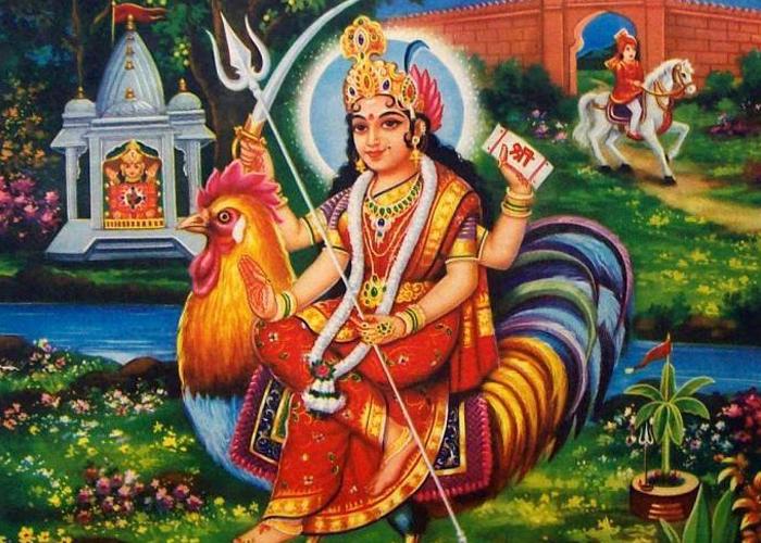 goddess Bahuchara Mata