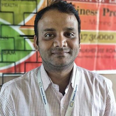 Sonagachi NGO Arnab Acharjee