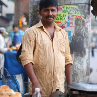 Selling Sandwiches By The Street For 18 Years, This's How He Experienced The Power Of Kindness