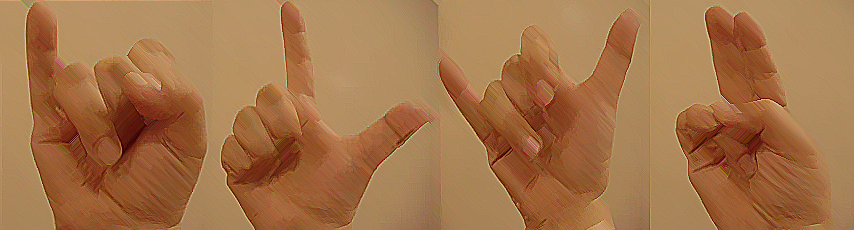 love you sign language
