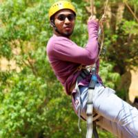 CA Means Chartered Accountancy For The World. But For Yogesh, It Means Courageous Adventures