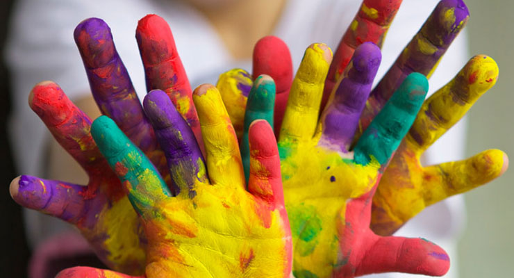 Color Therapy in life