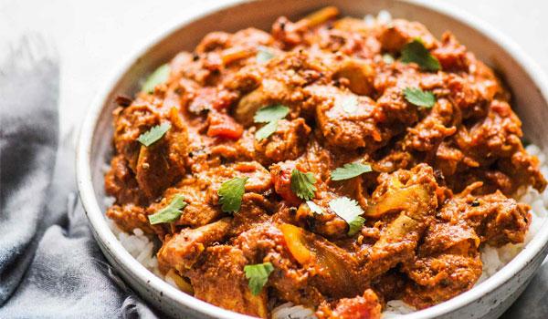 chicken tikka masala, must eat indian food