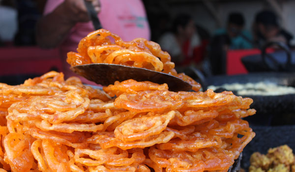 jalebi, must eat indian food