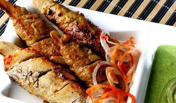 soya chaap, must eat indian food