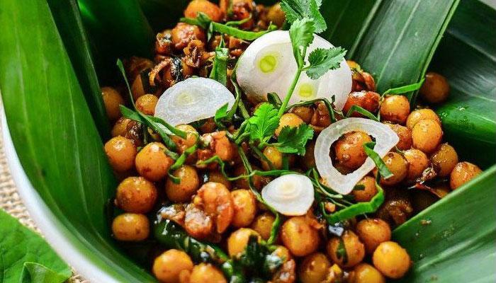 north east india street food kelli chana