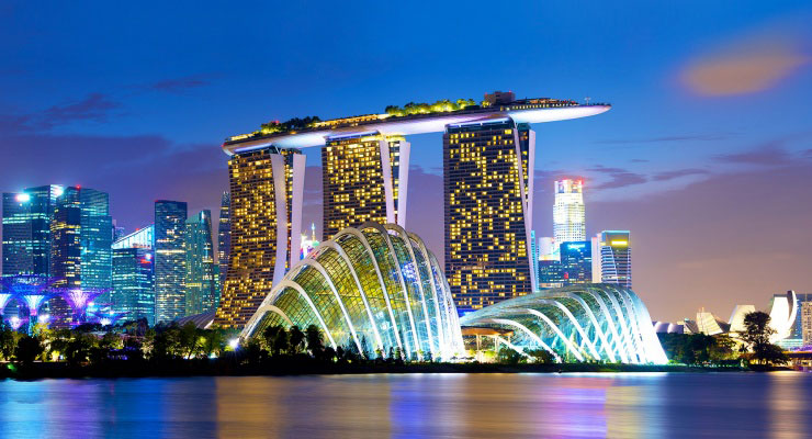 Marina Bay - things to do in singapore