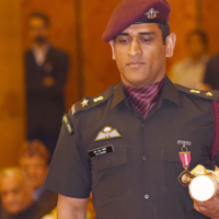 Lt. Col. MS Dhoni Awarded Padma Bhushan: A Lesson In Humility And Perseverance