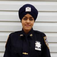 Meet The First Female Turbaned Sikh Officer In New York Police Department