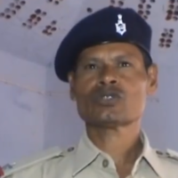 #GoodNews – Cop In Jharkhand Teaches Children After Duty To Bring A Positive Shift In Society