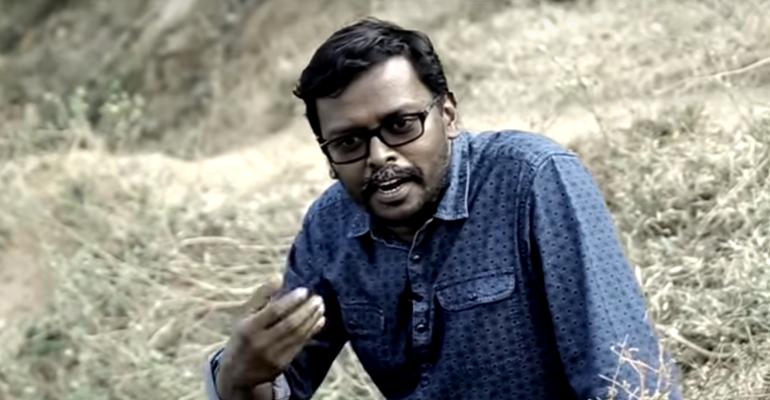 sajith kumar teaching dalit students