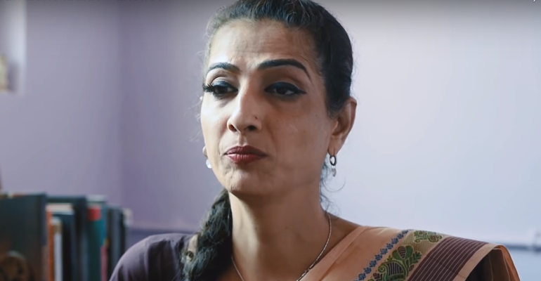 Meet Salma Khan – The First Transgender Lok Adalat Panelist