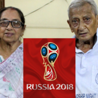 This Couple From Kolkata Need Your Help To Make Their 10th FIFA World Cup Outing A Memorable One