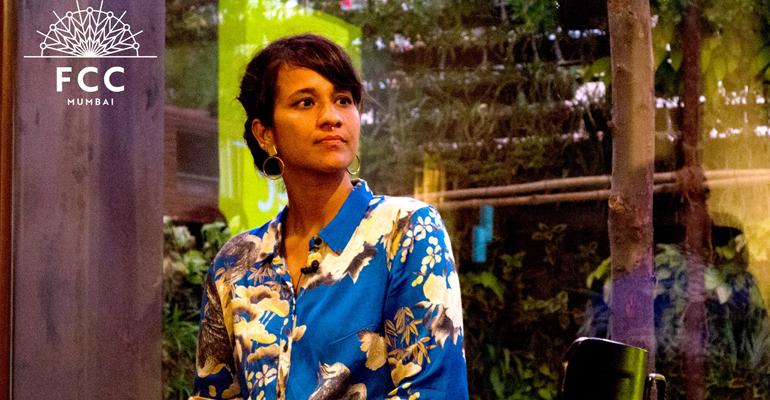 Geeta Tandon @ FCC, Mumbai