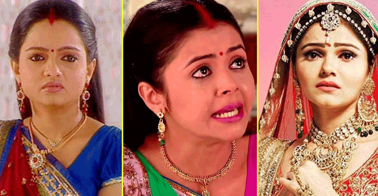 Indian TV serial and crying Bahu