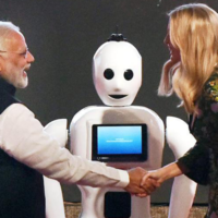 8 Indian Robots That Will Leave You Awestruck, One Of Them Can Also Play Football