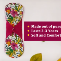 Reusable Cloth Sanitary Napkins – Let's Help To Shape A Sustainable Future