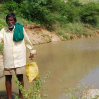 """This 82-Year-Old """"Madman"""" Has Built 14 Ponds On His Own In 40 Years"""
