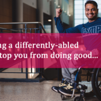 Finding Ability In His Disability, This Paralympic Champion Will Inspire You To Give Your Best