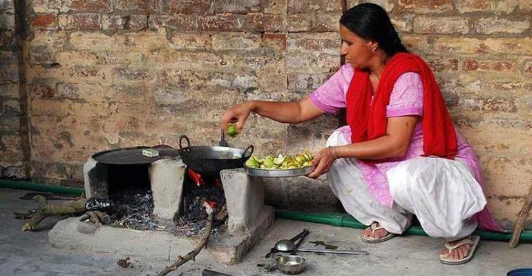 unpaid homemaker