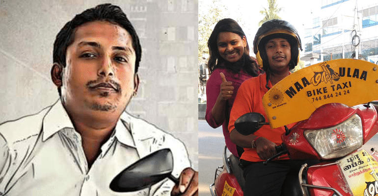 Maa Ulaa: For A Better Fate, Physically-Challenged Riders Start A Bike Taxi Service In Chennai