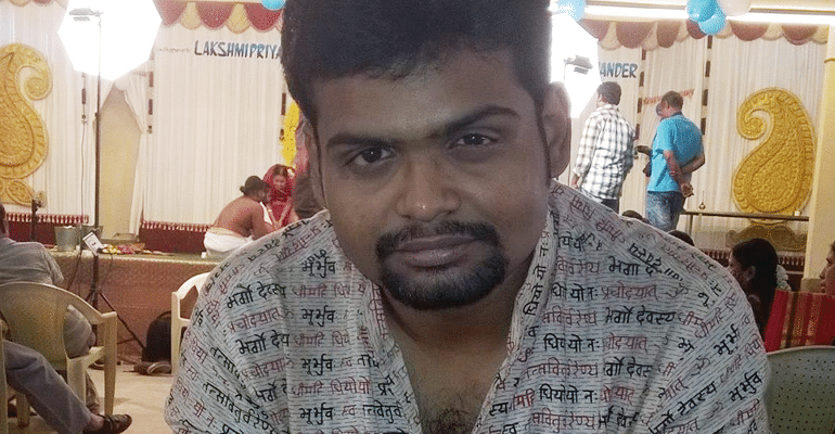 This 27-YO Software Engineer Is On A Mission To Save And Revive A Dying Sanskrit School