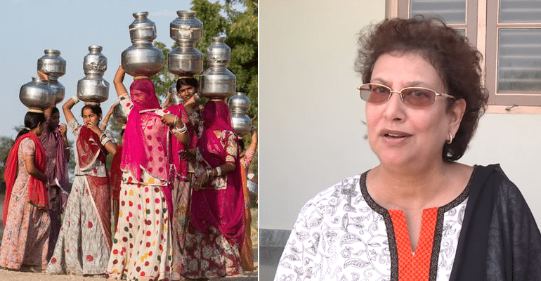 With 3000+ Installations Worldwide, Her Social Initiative Is Creating Safe Drinking Water From Air