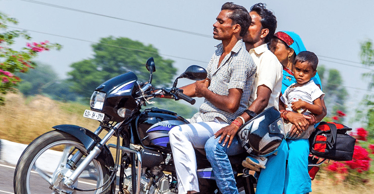 Why Indians Do Not Like Wearing Helmets Or Seat Belts?