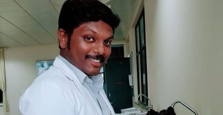 Arun Varghese VT