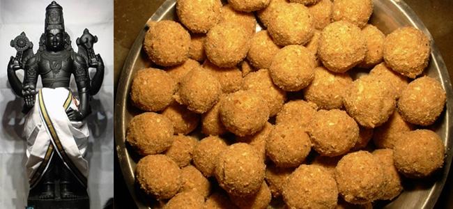 The Divine Taste Of Tirumala Tirupati Laddoo: Every Secret Ingredient Revealed!