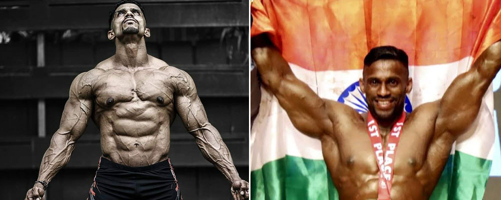 Chitharesh Natesan Becomes The First Indian To Win The Mr Universe Title