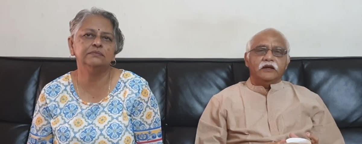 Shikshayatan founder Raghavans