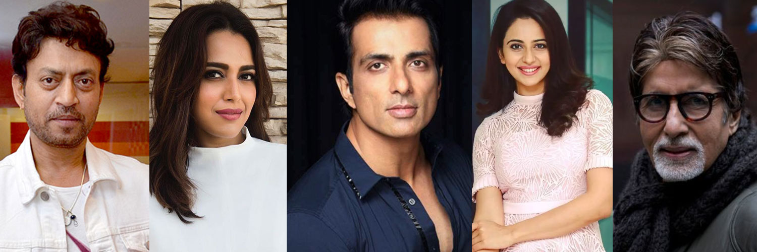 From Reel To Real Heroes – How Is Bollywood Rising To The COVID-19 Crisis
